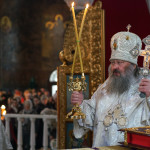 Богослужіння батьківської заупокійної суботи очолив митрополит Павел
