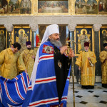 Богослужения Недели Торжества Православия в Лавре возглавил Предстоятель УПЦ