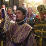 Намісник Лаври очолив богослужіння в Зимненській обителі