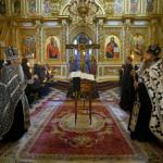 Митрополит Павел читав Страсні Євангелія Великої П'ятниці