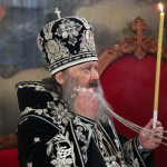 Metropolitan Pavel performs Last Liturgy of the Presanctified Gifts this year