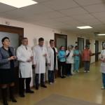 Намісник Лаври освятив відділення клініки № 12 м. Києва