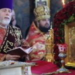 Духовенство и паства Киевской епархии поздравили Предстоятеля УПЦ с праздником Воскресения Христова