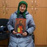 Братия соцотдела оказывают помощь своим подопечным из сел Киевской области