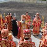 В Светлый вторник Наместник Лавры возглавил Литургию в скиту