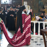 Divine services on the Great feast of Annunciation of the Most Holy Theotokos