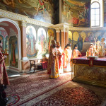 The Divine Services of the Antipascha (Low Sunday) led by metropolitan Pavel