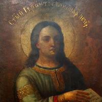 Прп. Геронтий, канонарх Печерский (XIV)