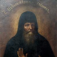 Прп. Іларіон схимник (XI)