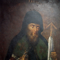 Прп. Лаврентий затворник, епископ Туровский (1194)