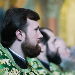 Торжество в день памяти прп. Феодосия Печерского возглавил Наместник Лавры