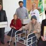 Братія Лаври привітали ветеранів війни і вшанували пам'ять спочилих