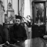 Настоятель афонского монастыря посетил Лавру