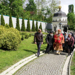 Vicegerent of the Lavra performed the divine service on the Mid-Pentecost feast