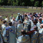 Престольный праздник лаврского скита возглавил митрополит Павел