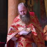 У день віддання свята Пасхи Намісник Лаври очолив богослужіння