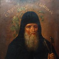 Прп. Лонгин, вратарь Печерский (XIII-XIV)