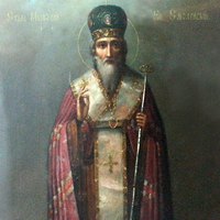 Прп. Меркурий, епископ Смоленский (1239)