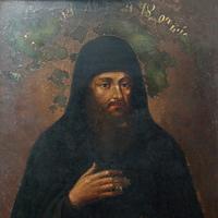 Прп. Мойсей чудотворець (XIII-XIV)