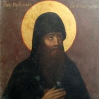 Прп. Онисим затворник (XII-XIII)