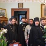 Митрополит Павел зустрівся з випускниками КДС 2012 року