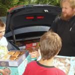 Братия соцотдела уделяют особое внимание помощи детям