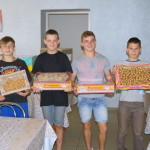 Братія соцвідділу приділяють особливу увагу допомозі дітям