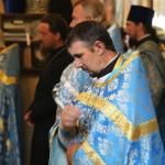 Богослужіння в Свято-Покровському монастирі смт Гоща очолив митрополит Павел
