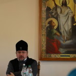 О формировании православного сознания рассказал на молодежной встрече архиепископ Иларий