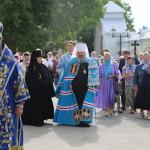 Празднество главной святыни Корецкого монастыря возглавил митрополит Павел