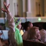 Наместник Лавры участвовал в открытии фестиваля «БОЖЬИ ДЕТИ»