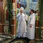 Митрополит Павел співслужив Предстоятелю УПЦ у Троїцькому храмі м. Києва