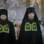 Митрополит Павел почтил память прп. Агапита Печерского