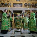 Митрополит Павел вшанував пам'ять прп. Агапіта Печерського