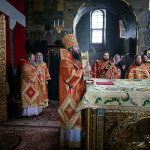 Vicegerent of Lavra honored the memory of Hieromartyr Vladimir