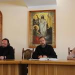 На «молодежке» беседовали о Крещении Руси
