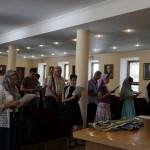 Очередная «молодежка» прошла в день памяти основателя Лавры