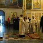 Предстоятель УПЦ совершил заупокойные богослужения по почившему Блаженнейшему Митрополиту Владимиру