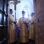 Митрополит Павел сослужил Предстоятелю УПЦ в день престольного праздника обители