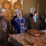 Наместник Лавры возглавил торжества в Каменской епархии