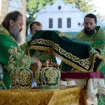 Day of Venerable Anthony, who brought monasticism to Rus