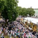 The Day of Baptizing of Kievan Rus