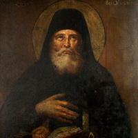 Прп. Феофан Посник (XII)
