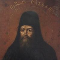 Прп. Сава Богоугодник (XIII)