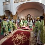 Святкування на честь прп. Серафима Саровського