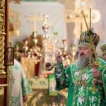 Празднование в честь прп. Серафима Саровского