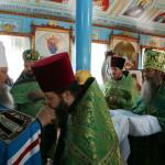 Митрополит Павел возглавил открытие монастыря в Житомирской области