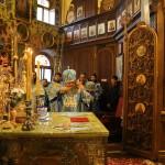 Торжества в Введенском монастыре столицы возглавил митрополит Павел