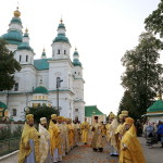 Митрополит Павел вшанував пам'ять свт.Феодосія Чернігівського