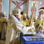 Юбилейные празднования Кременчугской епархии возглавил Наместник Лавры